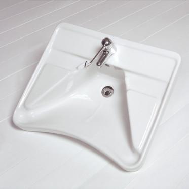 Lavabo per Disabili 66 cm Easy bianco