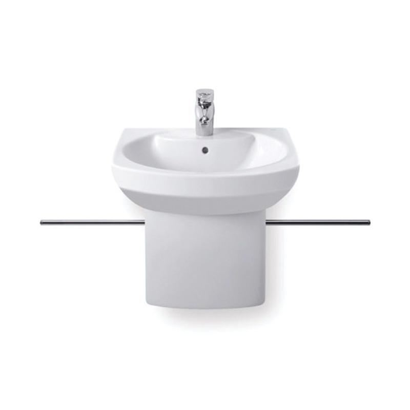 Dama senso compacto lavamani 48 cm bianco - Dama senso compacto ...