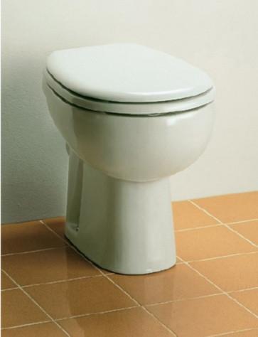 Sedile Wc Ideal Standard Liuto.Liuto Vaso Scarico Parete Bianco Ideal