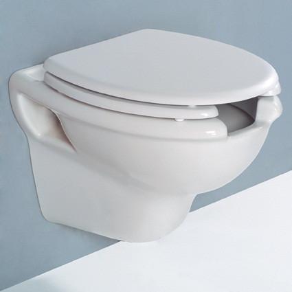 Vaso sospeso mini per disabili bianco for Vaso sospeso