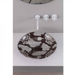 Afya lavabo da appoggio Cobra
