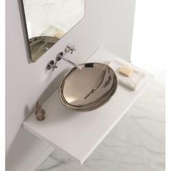 Afya lavabo da appoggio Platinum