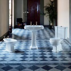 Albano bagno completo 5 pezzi monoblocco bianco