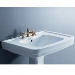 Albano lavabo 80 cm Bianco