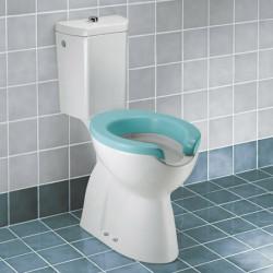 Atlantis vaso monoblocco per disabili bianco