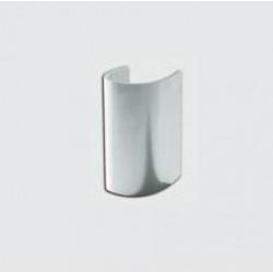 Coprisifone Ceramica Dolomite universale cromo