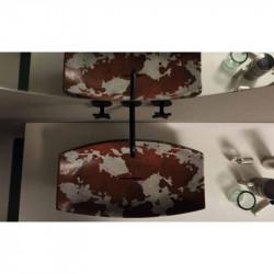 Shakia lavabo da appoggio Cavallino