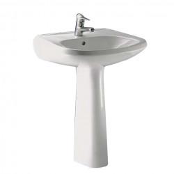 Donatello lavabo TV 65x52 cm bianco