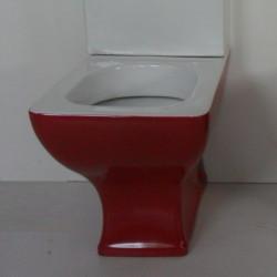 Dorian vaso monoblocco universale Red & White