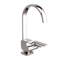 Gioia rubinetto lavabo cromo
