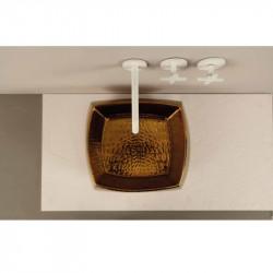 Hasana lavabo da appoggio Luxury Bronze
