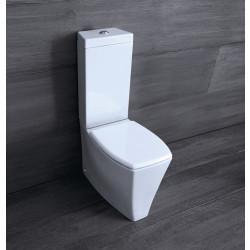 Ice vaso monoblocco universale bianco