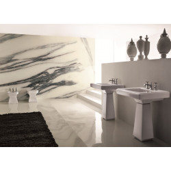 Kuna bagno completo 4 pezzi bianco