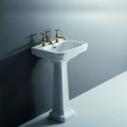 Albano lavabo 50 cm Bianco