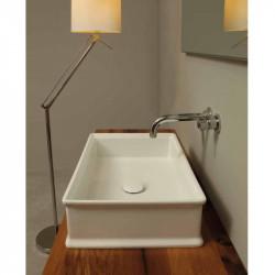Charme lavabo da appoggio Bianco