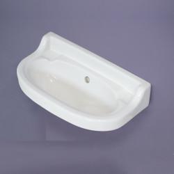 Lavamani 49x29 cm bianco