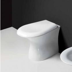 Libera vaso universale bianco