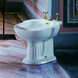 Old Time bidet Bianco