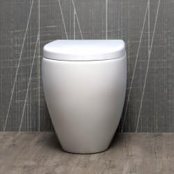 Open vaso universale Bianco