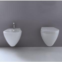 Pearl vaso Sospeso Bianco