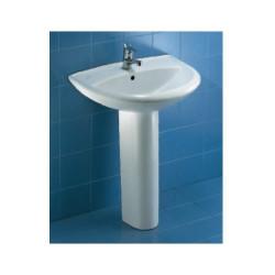 Petra lavabo 68 cm bianco