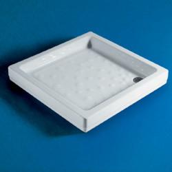 Piatto doccia quadrato Ideal Standard 90x90 cm bianco Ideal