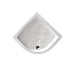 Piatto doccia angolare Basic 90x90 cm bianco