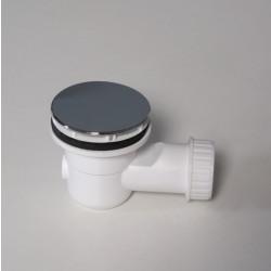 Piletta per piatto doccia 60 mm cromo