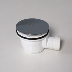 Piletta per piatto doccia 90 mm cromo