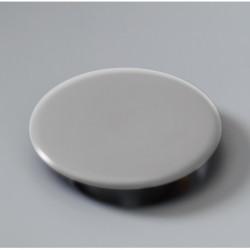 Plate piletta in ceramica click-clack Naxos