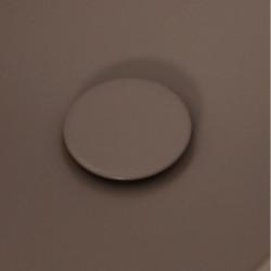 Plate piletta in ceramica click-clack Gravel