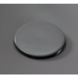 Plate piletta in ceramica click-clack Quartz