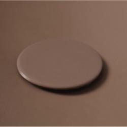 Plate piletta in ceramica click-clack Taos