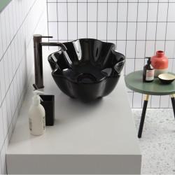 Seastar lavabo da appoggio Black