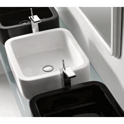 Soho lavabo da appoggio bianco