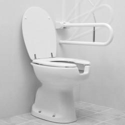 Vaso per Disabili h. 47 scarico parete bianco