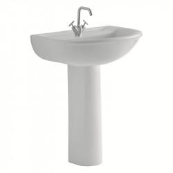 Ydra lavabo 63 cm bianco